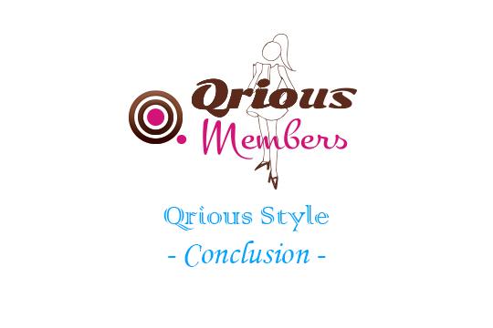 Qrious的Web制作スタイル – まとめ